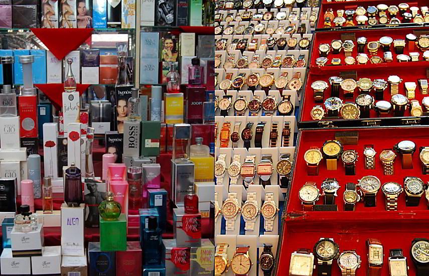 Gefälschte Markenware Türkei