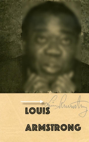 Louis Armstrong Autograph