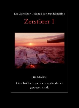 Cover Zerstörer 1,  Buch von Heinz Albers