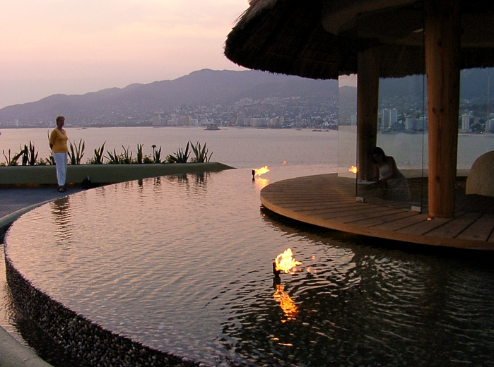 Sunset Acapulco