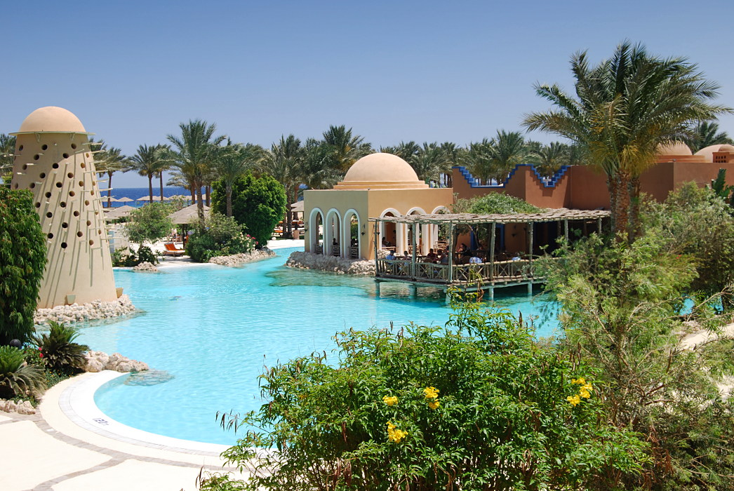The Grand Makadi Hotel