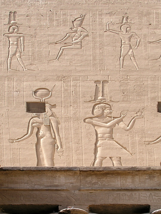 Relief am Hor-Behdeti