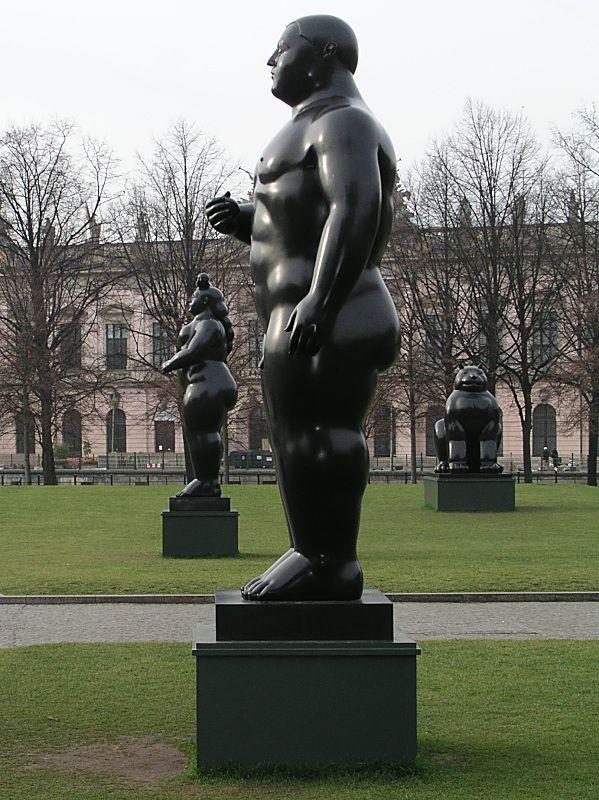 Fernando Botero in Berlin