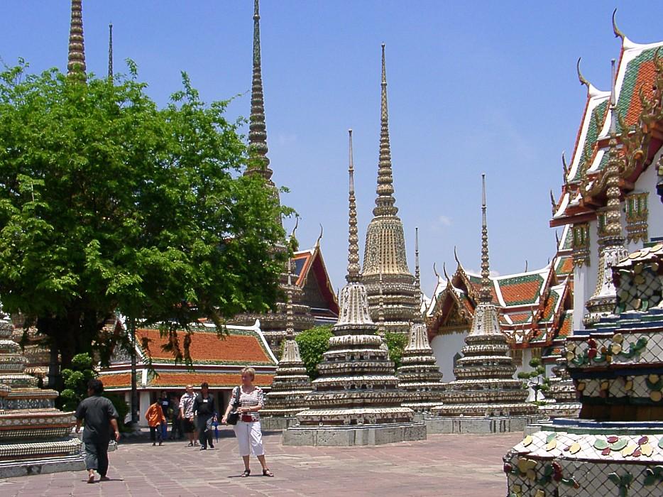 Bangkok - Wat Chetuphon
