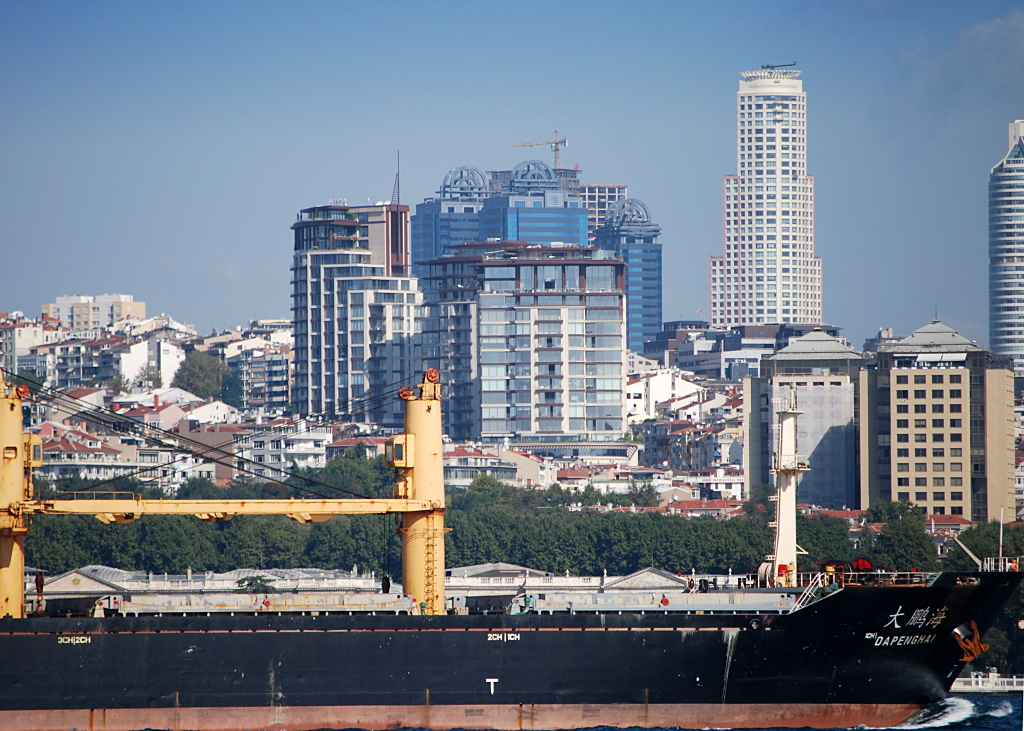 Modernes Istanbul
