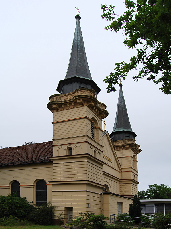 Kirche St. Ludwig, Celle