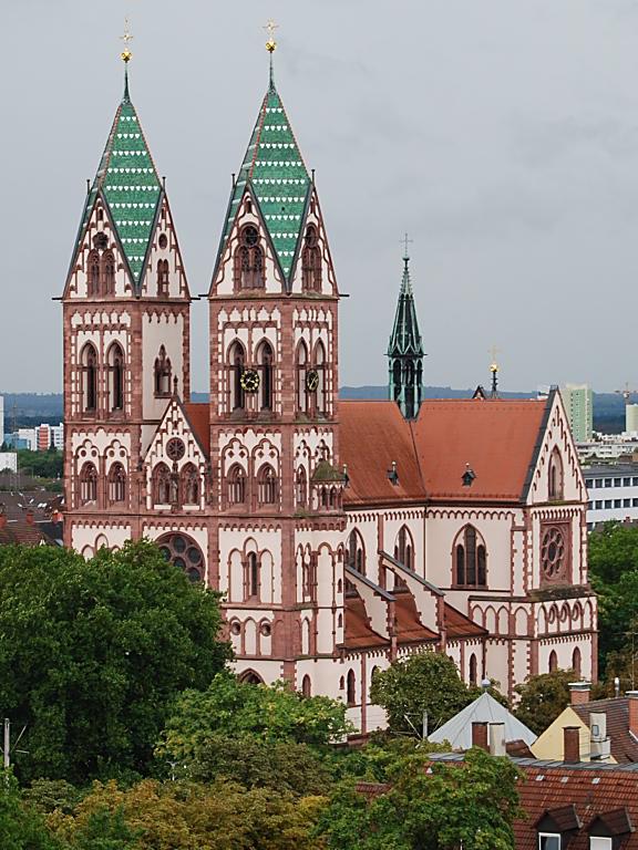Freiburg herz jesu kirche for Küche freiburg