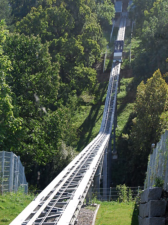 Freiburg breisgau schlossbergbahn am stadtgarten for Designhotel stadtgarten freiburg
