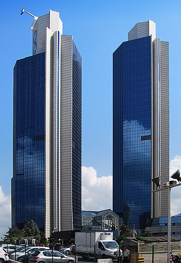 Sabancı Twin Towers