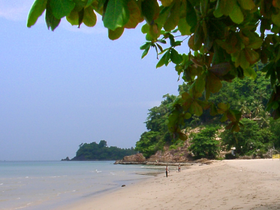 Ko Chang, Kai Bae-Beach