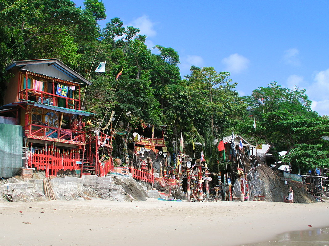 White Sand Beach Resort Thailand