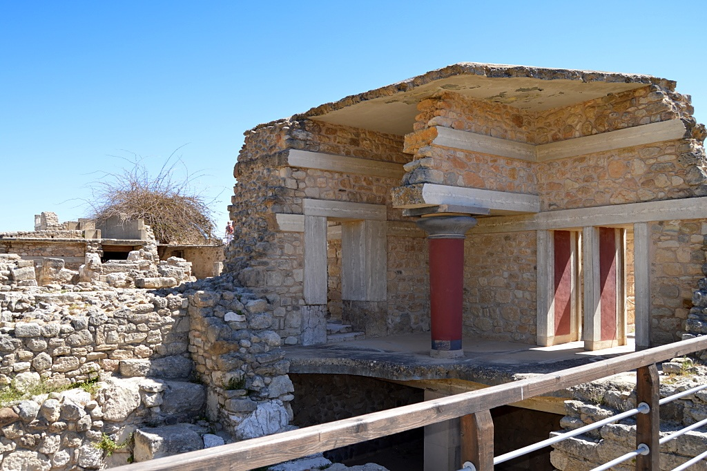 Piano nobile in Knossos
