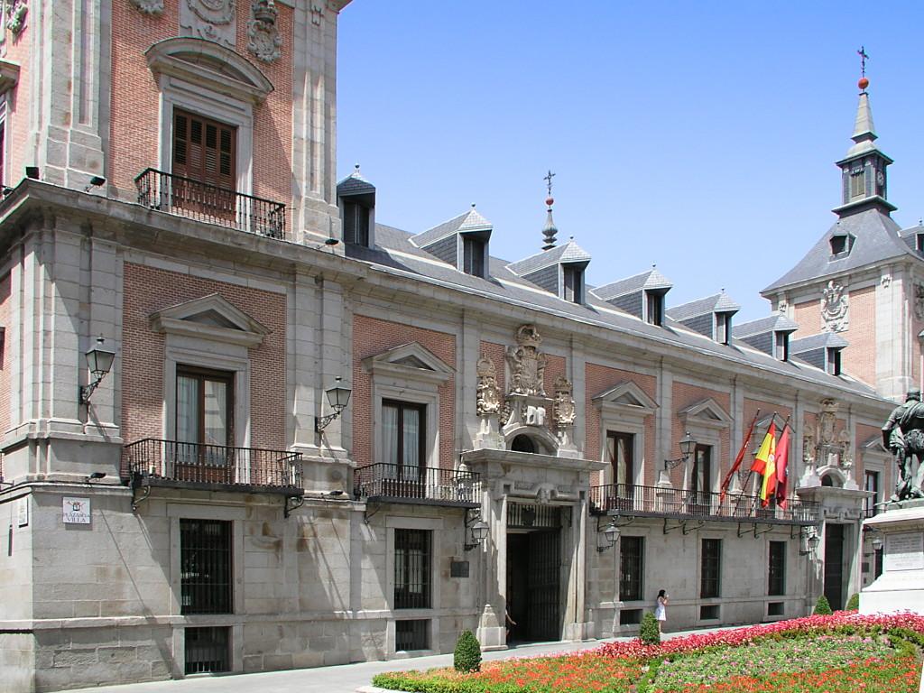 Casa de la villa madrid for Casa la villa