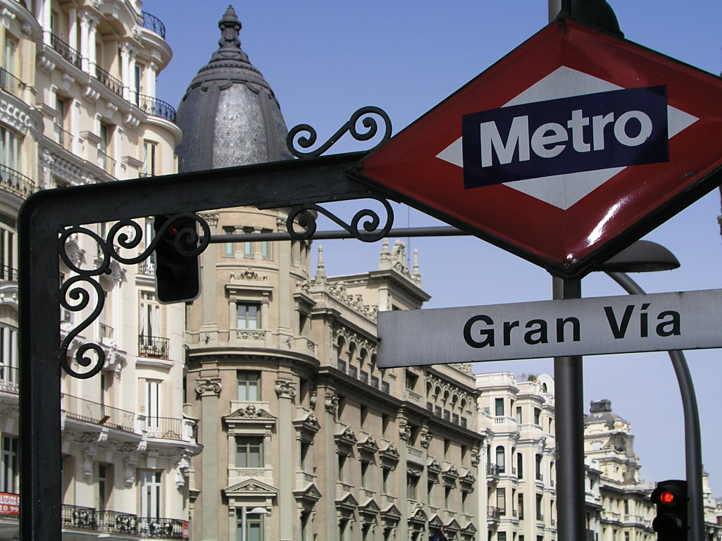 Madrid: Gran Via