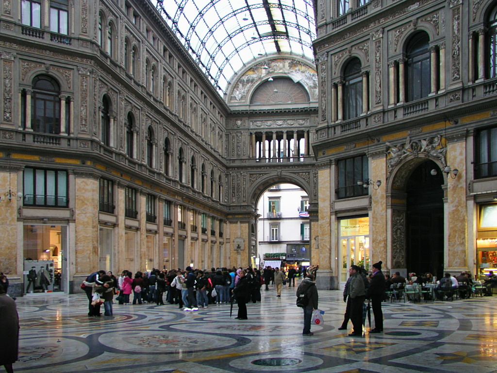 Gallery Umberto Naples