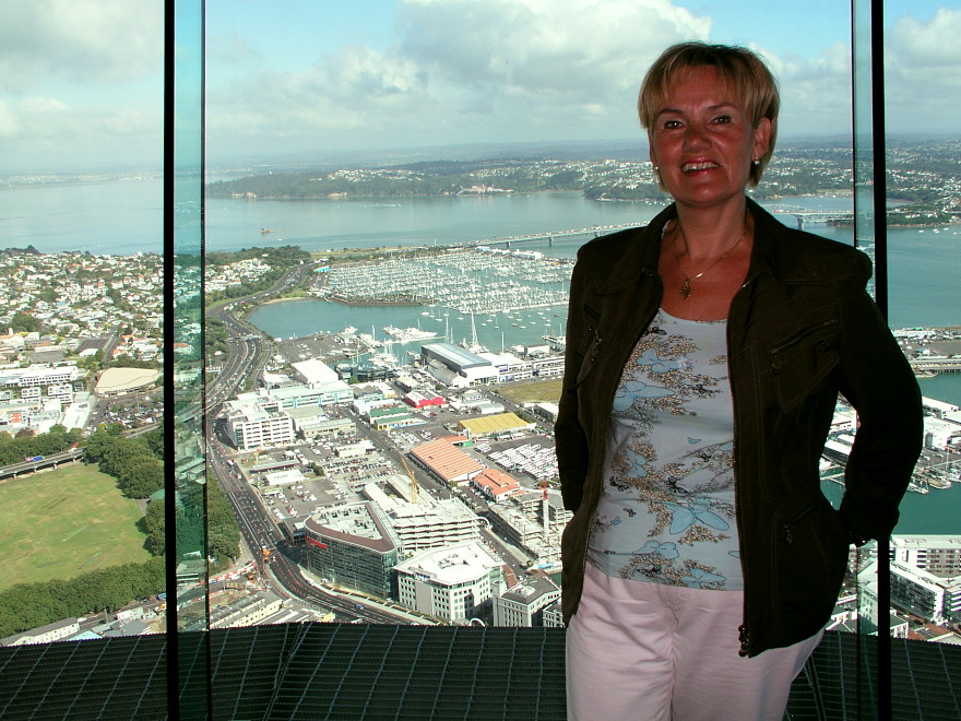 Harbour Bridge vom Sky Tower