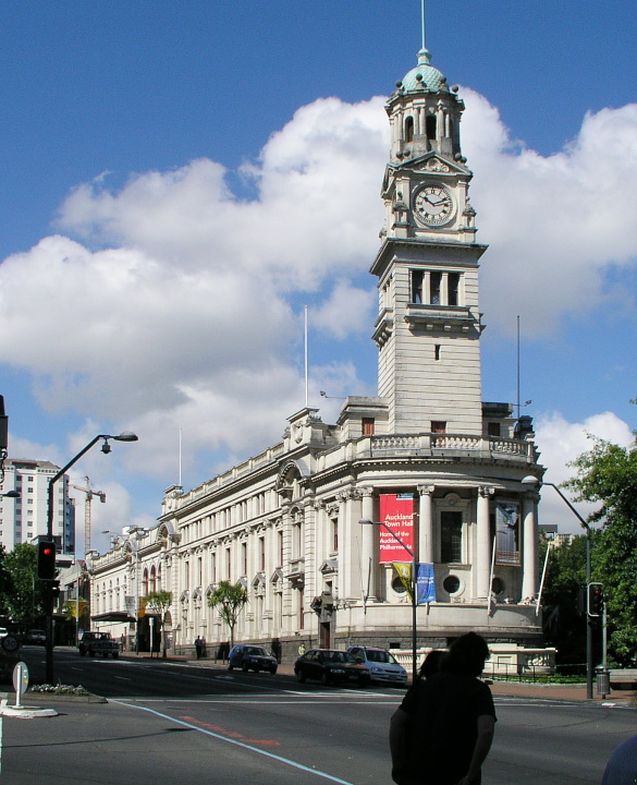 Town Hall Auckland