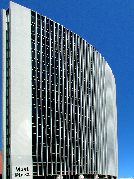 West Plaza Building Auckland