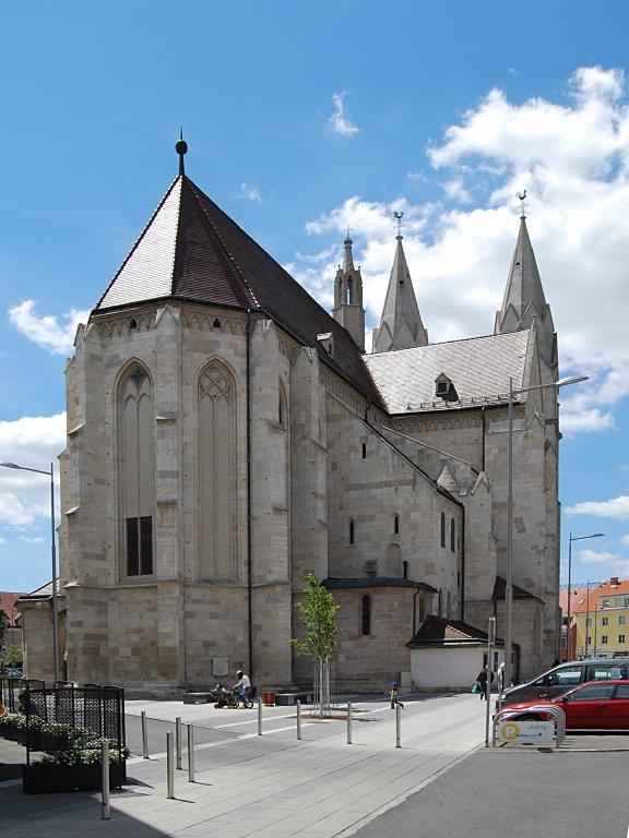 Doms von Wiener Neustadt