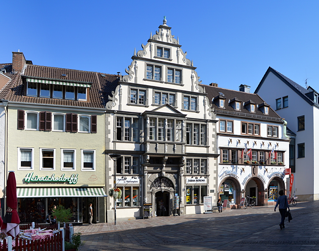 Heisingsches Haus in Paderborn