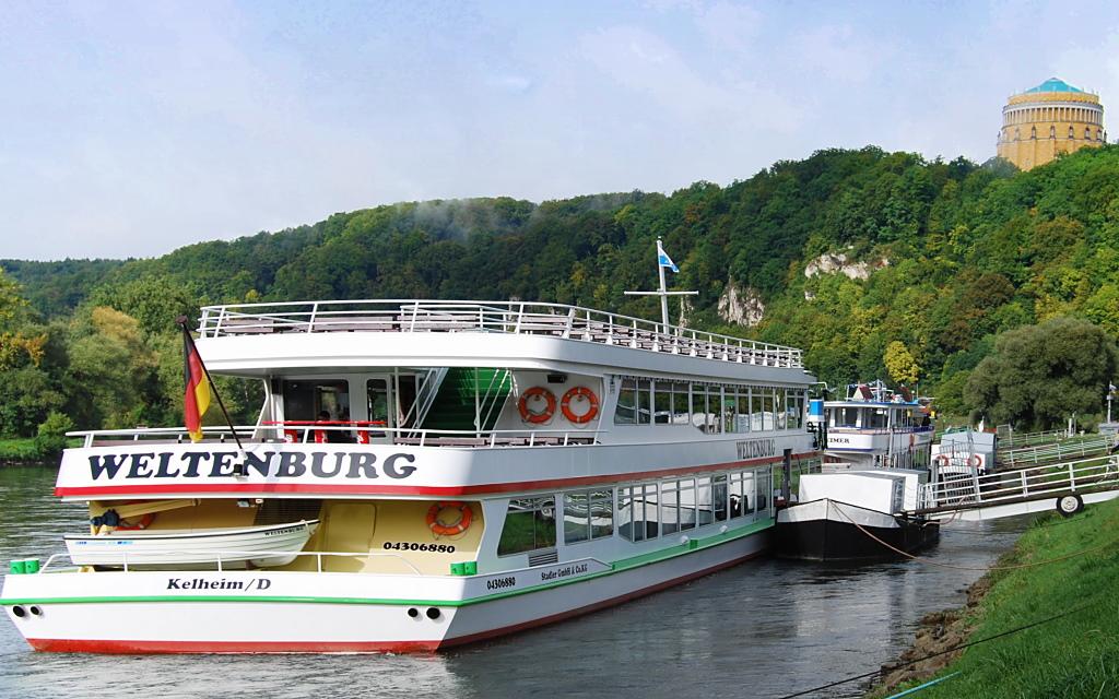 Schifffahrt-Kelheim
