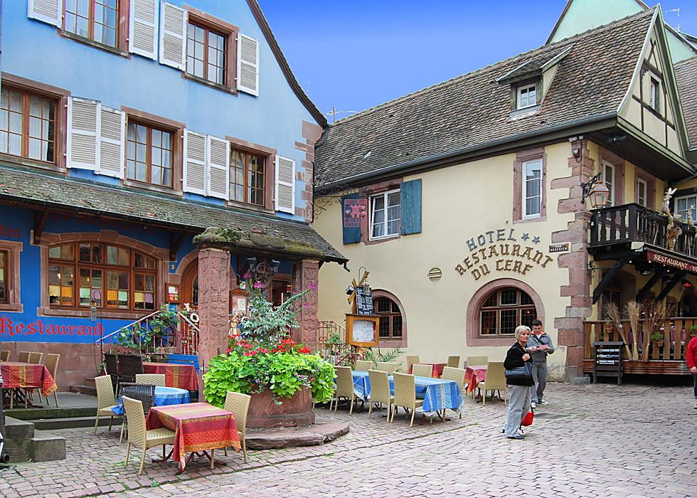 Hotel Restaurant  Ef Bf Bd Riquewihr