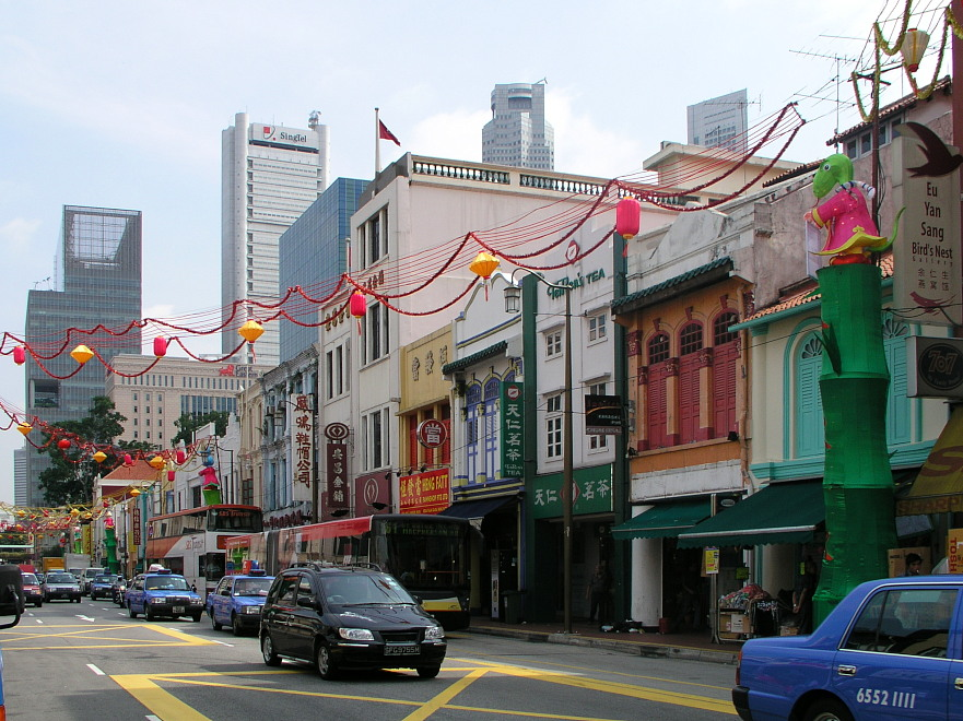 South Bridge Road, Singapore