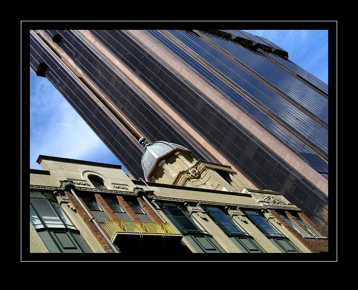 Auckland, IAG-Building