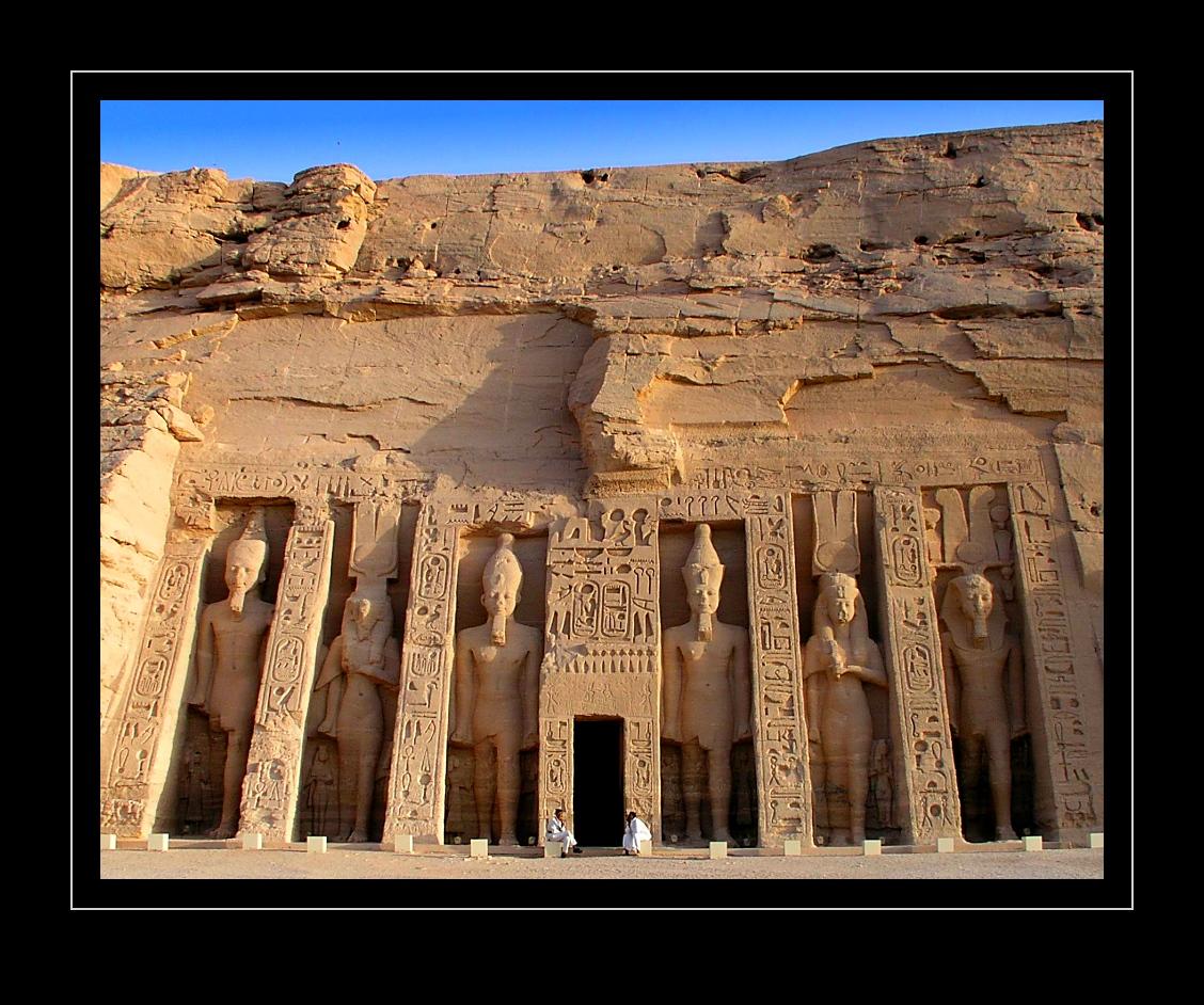 Abu Simbel, Tempel der Nefertari