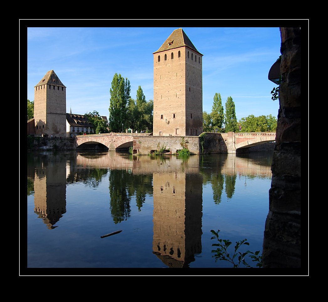 Strasbourg, Ponts couvert