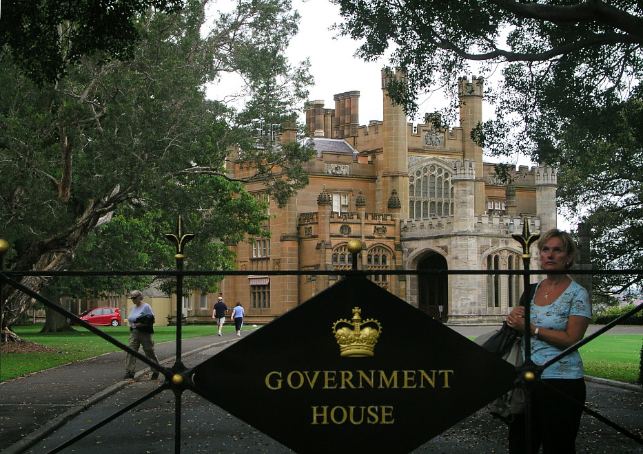 Government House Sydney