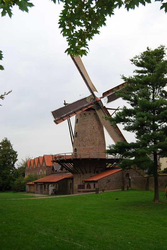 Windmühle in Xanten