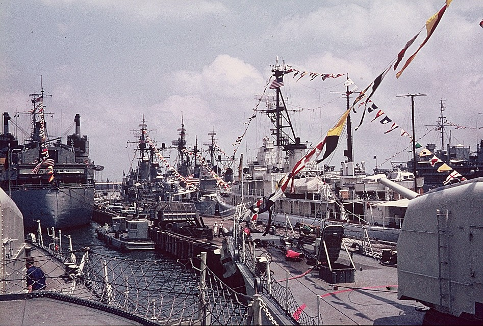 Norfolk, Va, Independence Day, 1965