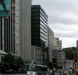 New President-Hotel, Auckland
