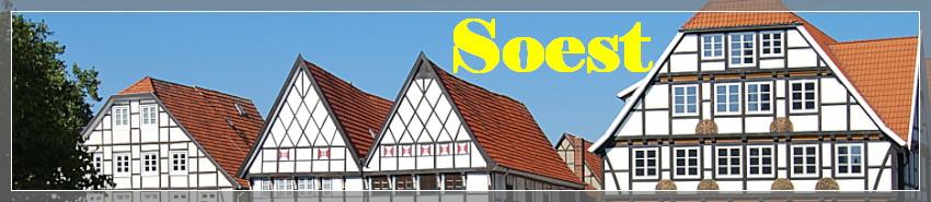 Soest in Westfalen. Fotos von Heinz Albers