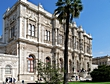 Dolmabahce mit dem Thronsaal