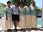 Staff from Matamanoa Hotel