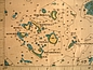Ancient Map Matamanoa and Mamanucas, Fiji