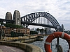 Sydney: Hyatt-Hotel und Harbour Bridge