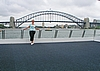 Vom Schiff betrachtet: Sydneys Harbour Bridge
